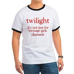 twilight, Not Just for Teenag Ringer T