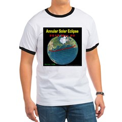 2012 Annular Solar Eclipse Ringer T