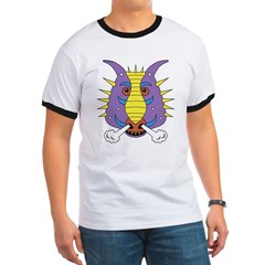 Max's Dragon Shir Ringer T
