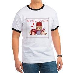 Red Hat Ringer T