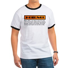HEMI definition Ringer T