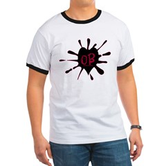 Super Power - Logo Ringer T