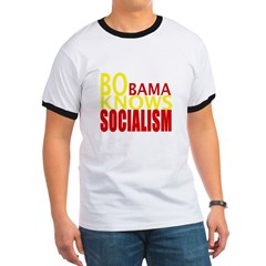 Barack Obama Knows Socialism Ringer T