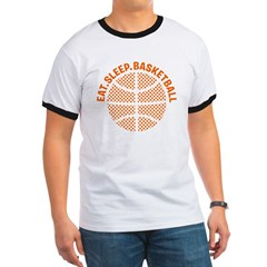 Basketball Ringer T