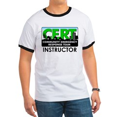 CERT Instructor Ringer T