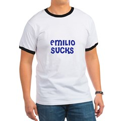 Emilio Sucks Ringer T