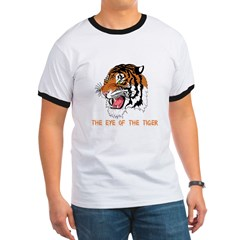 Eye of the tiger Ringer T