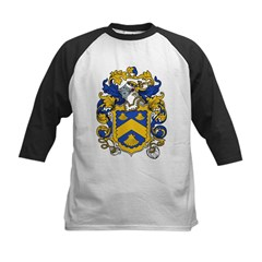 Colby Coat of Arms Infant Creeper Kids Baseball Jersey
