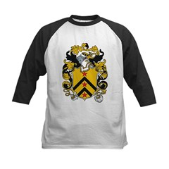 Paxton Coat of Arms Infant Creeper Kids Baseball Jersey