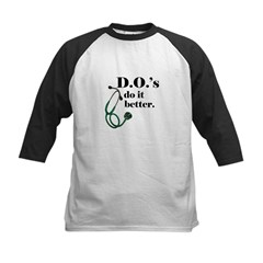 DO shirt.jpg Kids Baseball Jersey