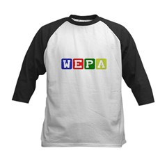 Wepa! Kids Baseball Jersey