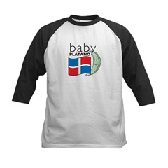 Baby Platano Infant Creeper Kids Baseball Jersey