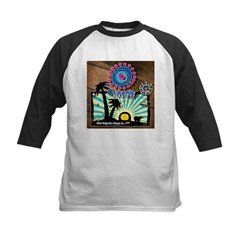 Oceanic Airlines Kids Baseball Jersey