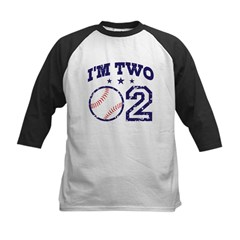 Two Year Old Baseball Kids Baseball Jersey