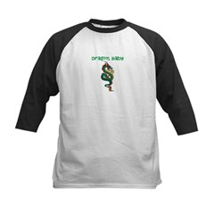 Dragon Baby Kids Baseball Jersey