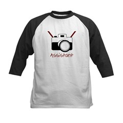 assistant Kids Baseball Jersey