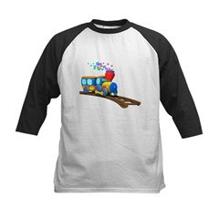 TuTiTu Blue sky Kids Baseball Jersey