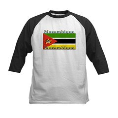 Mozambique Infant Creeper Kids Baseball Jersey
