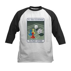 B-Games Divine - Kids Baseball Jersey