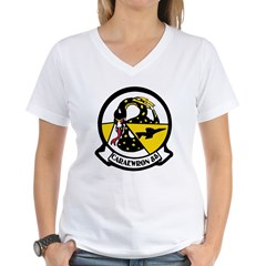 VAW 88 Cottonpickers Women's V-Neck T-Shirt