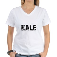 Kale Women's V-Neck T-Shirt