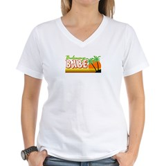Bulawayo Babe Women's V-Neck T-Shirt