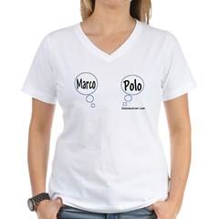 Marco-Polo Women's V-Neck T-Shirt