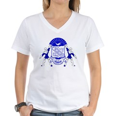 Sigma Women's V-Neck T-Shirt
