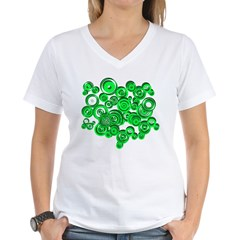 5-1 Women's V-Neck T-Shirt
