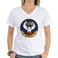 178th Assault Support Helicopter Company_2 Women's V-Neck T-Shirt