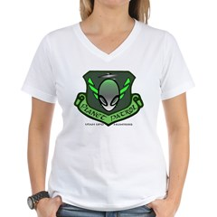 Planet Patrol Women's V-Neck T-Shirt