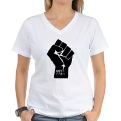 99 % Fis Women's V-Neck T-Shirt