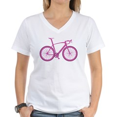 B.A.R.B. Women's V-Neck T-Shirt