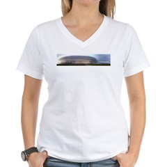 Haboob Women's V-Neck T-Shirt