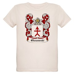 Olszewski Coat of Arms Infant Creeper Organic Kids T-Shirt