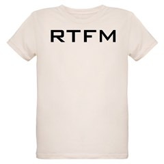 RTFM Infant Creeper Organic Kids T-Shirt