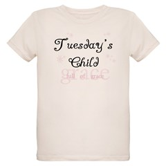 Tuesday's Child Kids Organic Kids T-Shirt