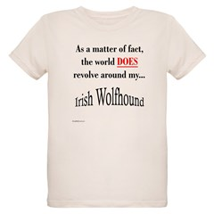 Wolfhound World Organic Kids T-Shirt