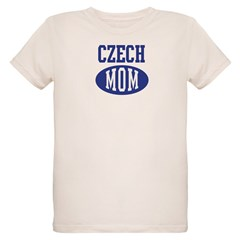 Czech mom Organic Kids T-Shirt