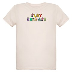 Play Therapy Organic Kids T-Shirt