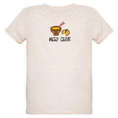 Miso Cute Organic Kids T-Shirt