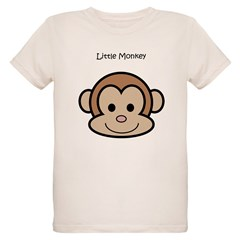 Little Monkey Organic Kids T-Shirt