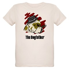 The Dogfather Organic Kids T-Shirt