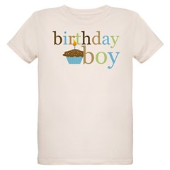 First Birthday! Kids Organic Kids T-Shirt