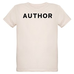 Author Organic Kids T-Shirt