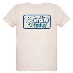 WDW Today Organic Kids T-Shirt