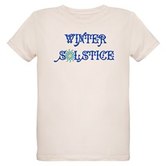 Winter Solstice Organic Kids T-Shirt