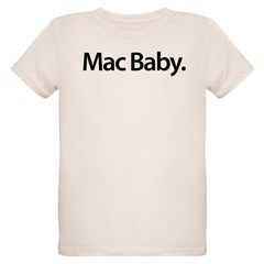 Mac Baby - Organic Kids T-Shirt