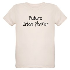 Future Urban Planner Organic Kids T-Shirt