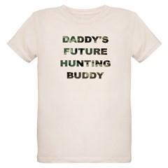 Future Hunting buddy Organic Kids T-Shirt